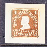 US CUT  SQUARE  U 391      *   1903  ISSUE - Postal Stationery