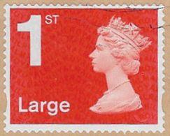 GB SG U2973 2013 Machin 1st Large Red MA12 Good/fine Used [36/30319/ND] - 1952-.... (Elisabetta II)