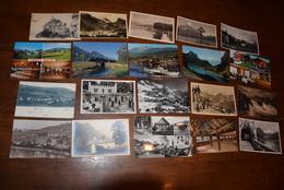 Petit Lot Cartes, Suisse + Divers - 5 - 99 Cartoline