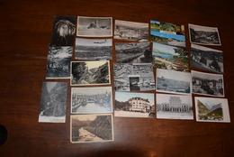 Petit Lot Cartes, Suisse + Divers - Postcards