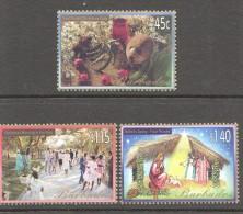 BARBADOS 2002  Christmas Issue  MM - MH - Barbados (1966-...)