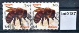 Bd0187 Apis Cerana Indica, Honigbiene, Biene, Insekten, Bangladesh 2000 - Bangladesh