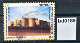 Bd0189 Jatiya Sangsad Bhaban Parlament, Architekt Louis I. Kahn, Bangladesh 2001 - Bangladesh