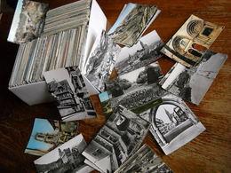 LOT De 900 CPSM (quelques CPM) FRANCE - Bon état - Type Drouille - Postcards