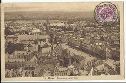 MONS - Panorama Vers Nimy - 1931 - Mons