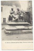 MONS - Monument Devillez-Guibal - Mons