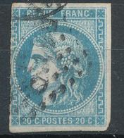 N°45 BLEU CLAIR. - 1870 Bordeaux Printing