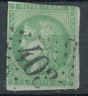 N°42 NUANCE VOIR DESCRIPTIF. - 1870 Bordeaux Printing