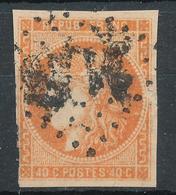 N°48 BORDEAUX NUANCE VOIR DESCRIPTIF. - 1870 Bordeaux Printing