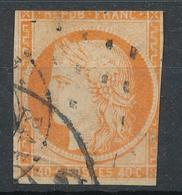 N°5 C.A.D. VOIR DESCRIPTIF - 1849-1850 Cérès