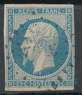 N°10 TIMBRE 1er CHOIX - 1852 Louis-Napoléon
