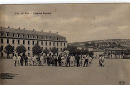 Le Puy En Velay Caserne Romeuf - Le Puy En Velay