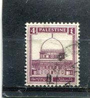 PALESTINE. 1932. SCOTT 66. MOSQUE OF OMAR (DOME OF THE ROCK) - Palestine