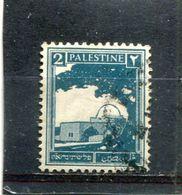 PALESTINE. 1927. SCOTT 63. RACHEL'S TOMB - Palestine