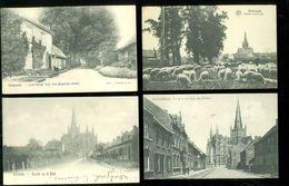 Beau Lot De 18 Cartes Postales De Belgique  Dadizeele   Lot 18 Postkaarten Van België  Dadizele - 18 Scans - Postcards