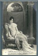 CPA - Mme RÉCAMIER (GÉRARD) - Pintura & Cuadros
