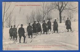 GERARDMER école De Skis 152ème RI 1908 (1 MICRO CORNURE LEGERE SINON TTB état ) Ww 1618) - Gerardmer