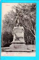 Cpa Cartes Postales Ancienne   - Narbonne Monument Des Combattants - Narbonne