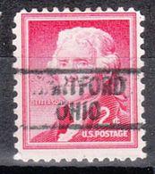 USA Precancel Vorausentwertung Preo's, Locals Ohio, Hartford 819 - Vereinigte Staaten