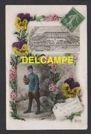 DD / MILITARIA / BEZIERS (HÉRAULT) / SOUVENIR DU 1er RÉGIMENT DE HUSSARDS ET QUARTIER DE CAVALERIE - Regiments