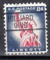 USA Precancel Vorausentwertung Preo's, Locals Ohio, Hillard 812 - Vereinigte Staaten
