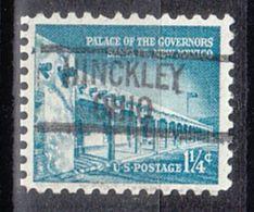 USA Precancel Vorausentwertung Preo's, Locals Ohio, Hinckley 819 - Vereinigte Staaten