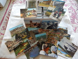 LOT CPM / CPSM Carte Postale  - 1000+  - FRANCE MAJORITE - Postcards