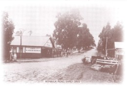 Australia - Monbulk Road, Monbulk, VIC REPRODUCTION Unused - Australia