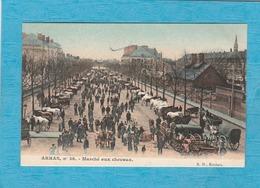 Arras. - Marché Aux Chevaux. - Arras