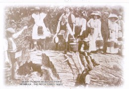 Australia - Berry Pickers, Monbulk The Patch, VIC REPRODUCTION Unused - Australia