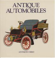 ANTIQUE AUTOMOBILES  IMAGE CADILLAC ET AUTRES (19X19,5cm) - Voitures