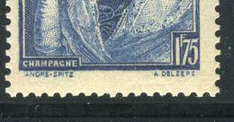 France - N°388 Variété, Double Signatures + 1 Normal  ,neufs Luxe - Ref V360 - Variedades Y Curiosidades