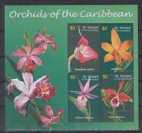H03. St Vincent - MNH - Plants - Flowers - Plants