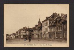 CPSM Pf. Dépt.27. ROUTOT . Un Côté Du Bourg . - Routot