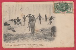 Sénégal - Dakar  - Enfants Lébous - 1906 ( Voir Verso ) - Sénégal