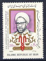 +D2721. Iran 1989. Motahari. Michel 2339. MNH(**) - Irán