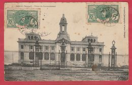 Sénégal - Dakar  - Palais Du Gouvernement - 1906 ( Voir Verso ) - Sénégal