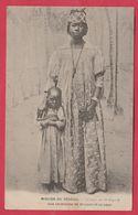 Sénégal - Une Chrétienne De St-Louis Et Sa Soeur ( Voir Verso ) - Sénégal