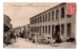 Cennes Monesties -fabrique De Tissus - Voir état - France