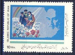 +D2731. Iran 1989. Khomeini. Michel 2363. MNH(**) - Irán