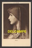 """DD / ARTS / PEINTURE / TABLEAU DU PEINTRE J.J. HENNER """" FABIOLA """" PATRONNE DES FEMMES BATTUES ET DES INFIRMIÈRES - Peintures & Tableaux"""
