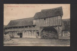 CPA. Dépt.27. HEUBÉCOURT . Reste Du Château (Ferme) - Autres Communes