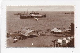 CARTE PHOTO ADEN YEMEN Vue Du Port   ( Non Legendée) - Postcards