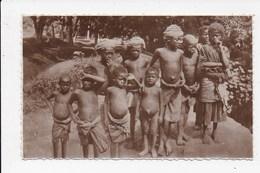 CARTE PHOTO ADEN YEMEN Arabe Kiddies Leheje    ( Non Legendée) - Postcards