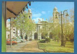 URUGUAY MONTEVIDEO CATEDRAL PLAZA MATRIZ 1983 - Uruguay