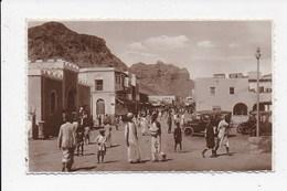 CARTE PHOTO ADEN YEMEN Main Street Crater  ( Non Legendée) - Postcards