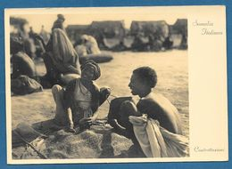 SOMALIA ITALIANA CONTRATTAZIONI IN FOTOCELERE - Somalie
