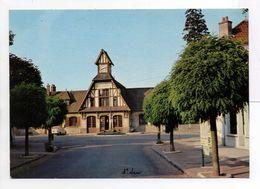 - CPSM SAINT-LEU-LA-FORET - La Gare - Edition PIERRON 16192 - - Saint Leu La Foret