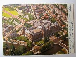 NEDERLAND - NOORD-HOLLAND - AMSTERDAM - Rijksmuseum - Amsterdam