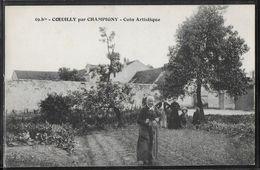 CPA 94 - Coeuilly, Par Champigny - Coin Artistique - France